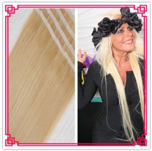 Virgin Indian Remy Tape in Hair Extensions pictures & photos