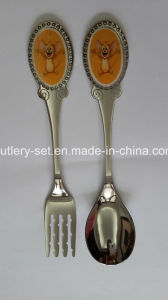 Child′s Stainless Steel Flatware pictures & photos