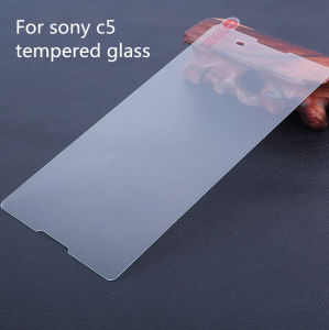 2.5D Curved Edge Tempered Glass Screen Protector for Sony C5 pictures & photos