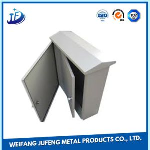 OEM Sheet Metal Fabrication Welding Work Stamping Deep Drawing From Bending Factory pictures & photos