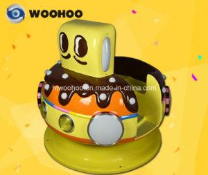 Indoor Playground Chocolate Wobbler Swing Machine
