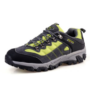 Sports Colorful Mountain Hiking Outdoor Shoes for Women (AK8883) pictures & photos