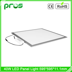 230V 42W Flat LED Panel Light 600*600 Ceiling Downlight pictures & photos