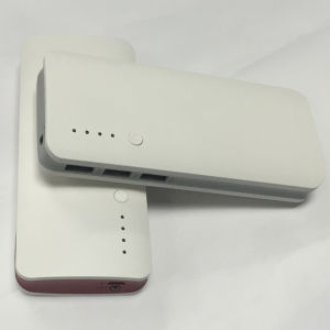 Three USB Output LED Smart External Mobile Power Bank (PB-YD45) pictures & photos