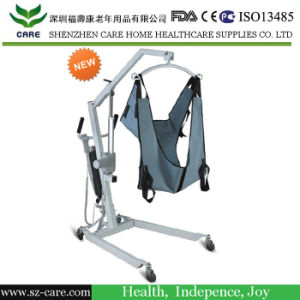 Hospital and Home Care Hospital Patient Transfer Lift Disable Lifting Equipment for Disabled People pictures & photos