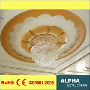 Aluminum Metal Customed Interior Exterior Decorative Solid Wide Suspended Ceilings pictures & photos
