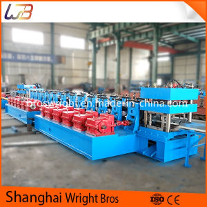 Steel Highway Guardrail Roll Forming Machine pictures & photos