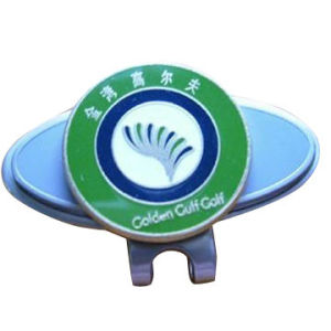 Hat Clip and Ball Marker for Golf Sport 6