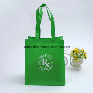 High Quality Non Woven Handle Shopping Bag pictures & photos