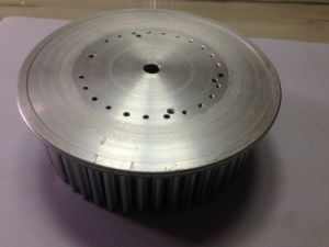 Cold Forging Aluminum Heat Sinks with CNC Turning for LED Down Lights pictures & photos
