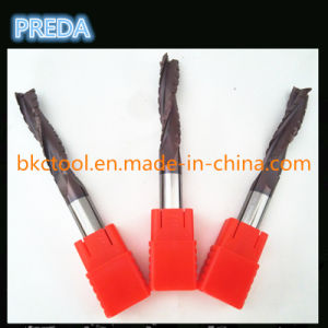 CNC 3 Flutes Roughing End Mills for Wood Altin pictures & photos