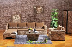 Home Living Room Furniture Wicker Sofa Sets Rattan Furniture