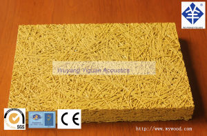 Yello Wood Wool Sound Absorption Panels (YPTHI15) pictures & photos