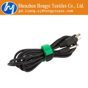 Adjustable Hook & Loop Fastening Cable Ties Strap pictures & photos
