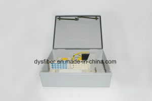 FTTH-012 Optical Fiber Distribution Box with PLC Splitter pictures & photos