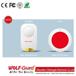 W09 New Product Wireless Indoor Flashing Light Alarm Siren pictures & photos