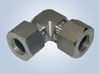 Metric Thread Bite Type Tube Fittings Replace Parker Fittings and Eaton Fittings (elbow fittings) pictures & photos