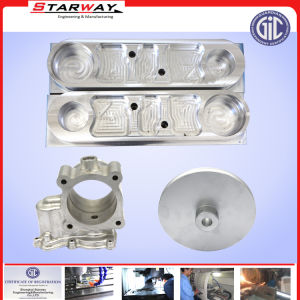 Precision Body Machinery Stainless Motor Auto Spare Car Aluminum Metal Steel CNC Machining Part (turning, milling, machined, casting, stamping, welding,forging) pictures & photos