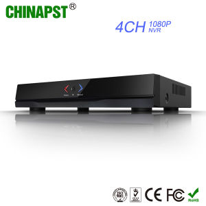 2017 New Arrival H. 264 1080P Standalone Recorder 4CH NVR (PST-NVR004) pictures & photos