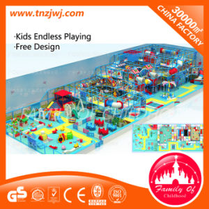 Amusement Park Equipment Indoor Soft Play Indoor Play Center pictures & photos