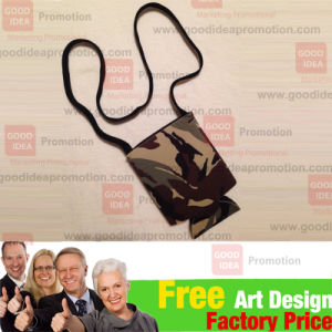 ID Card Holder Custom Plain Polyester Lanyard pictures & photos