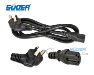 Rice Cooker Power Cord Black 1.0m Rice Cooker Power Line (50060012) pictures & photos
