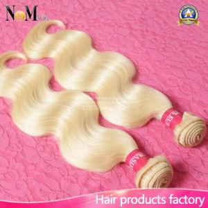 """Grade 8A Virgin Hair Bleach Blonde Brazilian Body Wave Virgin Hair Style Color #613 Length 12""""-30""""Inch pictures & photos"""