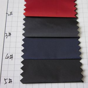 20d Waterproof and Coated Br Nylon Satin Fabric pictures & photos