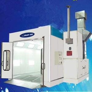 Auto Powder Coating Plant for Spraying and Curing