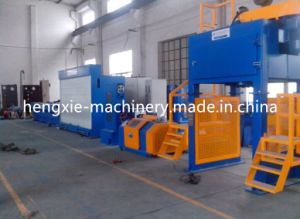 Hxe-9dt Large-Medium Copper Wire Drawing Machine with Annealing pictures & photos