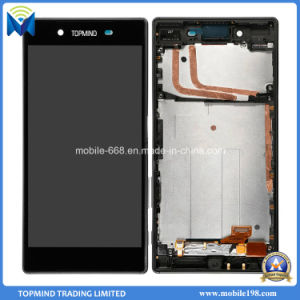 Cellphone LCD Screen for Sony Xperia Z5 LCD Display with Digitizer Assembly pictures & photos