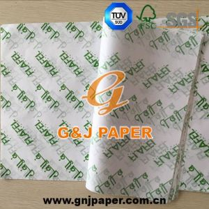 Wood Pulp OEM Printed Sandwich Packaging Paper for Food Wrapping pictures & photos