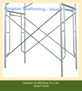 Steel Frames / Scaffold Frames pictures & photos