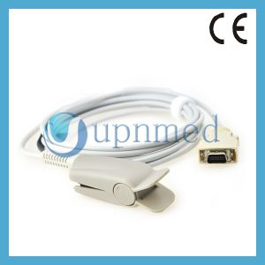 Ge Dinamap PRO 300V2 Adult Finger Clip SpO2 Sensor, 14pin pictures & photos