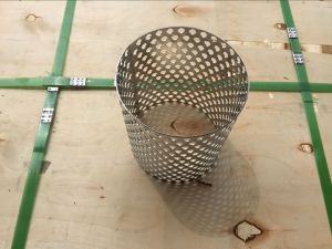 Perforated Metal Mesh Filter Element pictures & photos