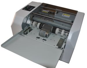 A4 Automatic Business Card Cutter pictures & photos