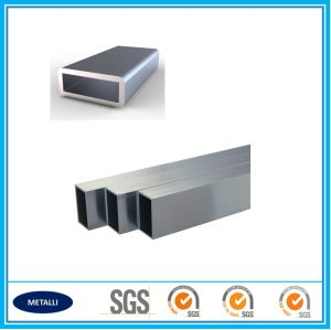 China Top Quality 6061 T6 Extruded Aluminum Tube pictures & photos
