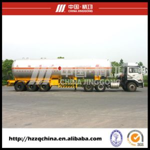 LPG Transportation Truck, Semi Trailer for Carrying Liquefied Petroleum Gas pictures & photos