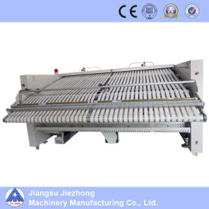 Cheaper Fully Automatic Hospital Bed Sheet Folding Machine pictures & photos