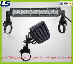 Offroad Car Roof Mount Brackets 1.5′′ 2′′ 3′′ LED Light Bar Clamp pictures & photos
