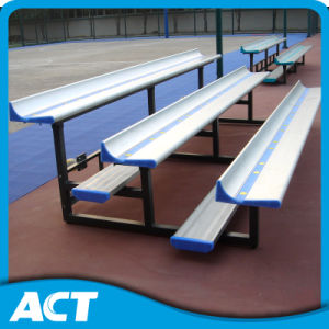 Durable Mobile Football Bleacher Seating for School Stadium Use pictures & photos