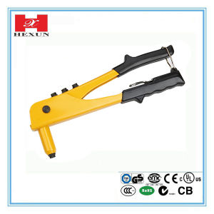 Best Quality Universal Hand Riveter with Plastic Handle pictures & photos