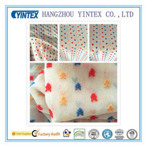"57""Handmade&Knitted 100% Polyester Jacquard Chiffon Fabric, 75D*75D/100*80 pictures & photos"