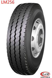 TBR Steer/All Position Radial Truck Tire (LM256) pictures & photos