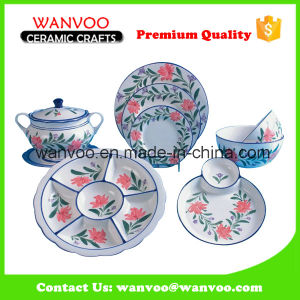 Customized Oriental and Western Casual Dinnerware pictures & photos