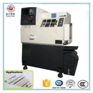 Yixing Machinery Spindle Pneumatic Clamping By20c 4-Axis High Speed Gang Tool CNC Lathe pictures & photos