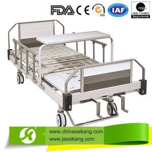 China Products Comfortable Crank Home Hospital Bed pictures & photos