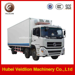 Dongfeng 6X2 LHD/Rhd 15tons Refrigerator/Freezer/Cool/Refrigerated Truck for Sale in Africa pictures & photos
