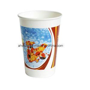 10oz Disposable Paper Tableware Double & Single PE Cup pictures & photos