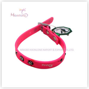 1*30cm 12g Pet Products Accessories Silicone Pet Dog Collars pictures & photos